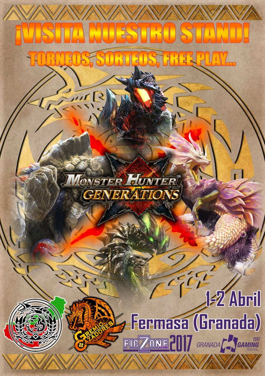 Monster Hunter Granada