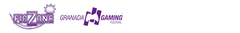 FicZone + Granada Gaming Festival. 10 y 11 marzo 2018. FERMASA, Granada Logo