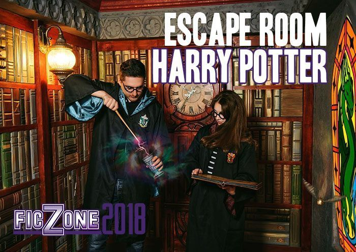 Escape Room Harry Potter