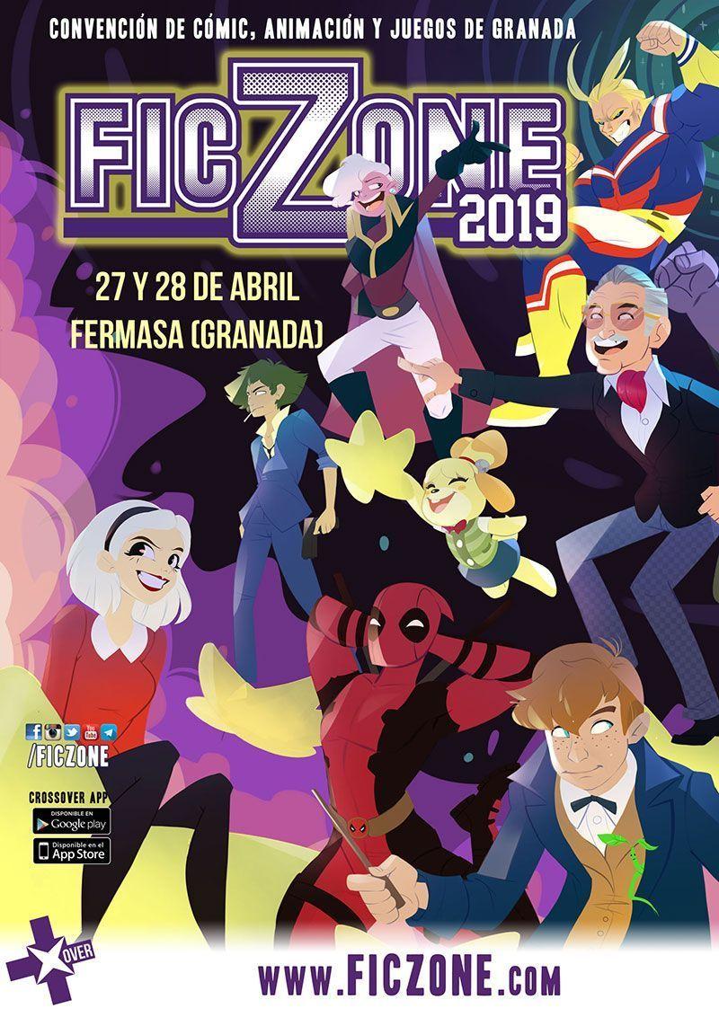 Cartel FicZone 2019